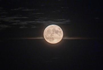 Extraña y espectacular 'luna azul' iluminará el cielo este Halloween