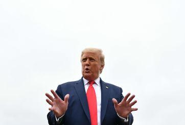 Trump rehúsa comprometerse a transición pacífica si pierde elecciones