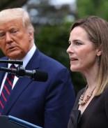 A la nominada de Trump a Corte Suprema no le gustan los inmigrantes