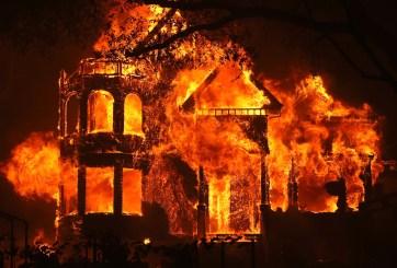 Salvó de incendio a su familia que por COVID-19 no pudo oler el humo