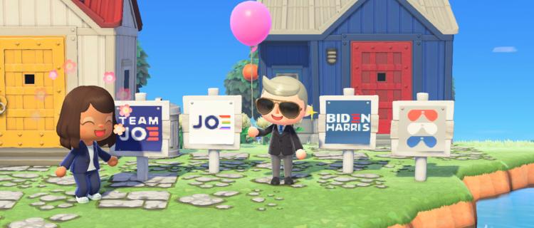 Biden va en busca de los votos de los 'gamers'