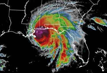 El huracán Sally toca tierra en Alabama y azota costa de Florida