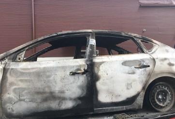 Encuentran cuerpo dentro del baúl de un auto en llamas en St. Pete