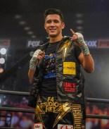 Omar 'Relámpago' Juárez listo para su tercera pelea del 2020