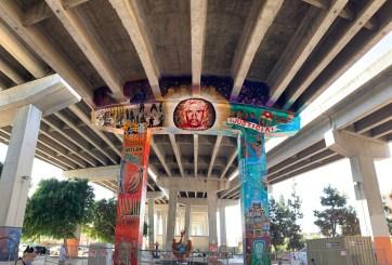 Honran a Anastasio Hernández con mural en Chicano Park
