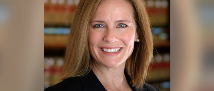 Trump nomina a Amy Coney Barrett para la Corte Suprema