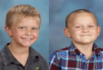 Buscan a 2 hermanitos que desaparecieron de su cama en Carolina del Sur
