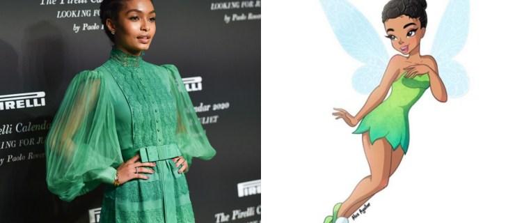 Actriz Yara Shahidi interpretará a la nueva 'Campanita' de Peter Pan