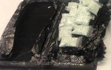 Decomisan en México fentanilo en regalos de boda con destino a EE.UU.