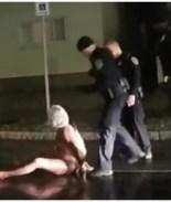 muere hombre negro luego de detención