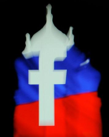 Cuentas falsas rusas en Facebook reclutaron periodistas de EE.UU.