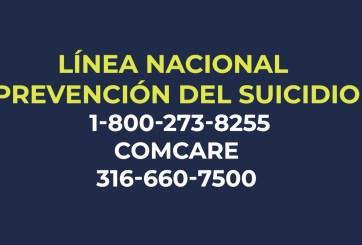 Aumentan los casos de suicidio en Wichita en 2020