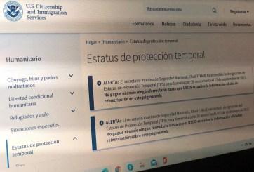 Nuevas medidas para beneficiarios de TPS obstruyen vía a sus residencias