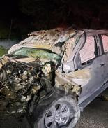 Video: Investigan causas de accidenten mortal en Edinburg