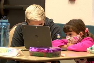 Burbuja de aprendizaje para hijos de empleados de San Marcos