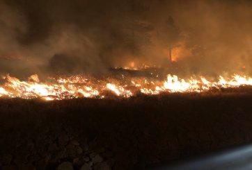 Incendios forestales en Boulder