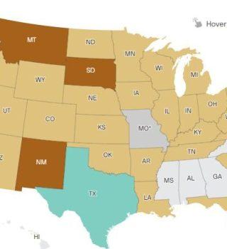 EE.UU. registró récord de COVID con más de 63 mil casos en un solo día