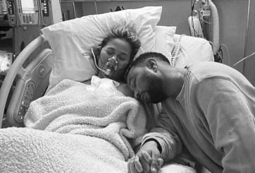 Chrissy Teiguen pierde a su bebé por complicaciones en embarazo