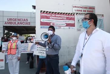 VIDEO: Así se celebra el Día del Médico en Ciudad Juárez