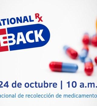 Día Nacional de Devolución de Medicamentos Recetados en San Diego