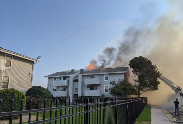 Incendio en apartamentos de Denver