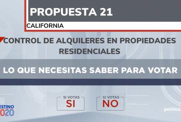 propuesta 21 california