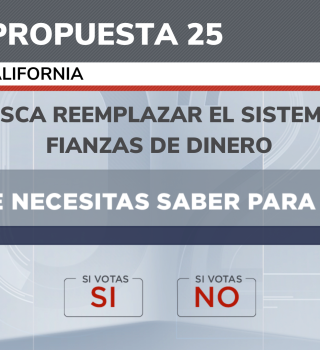 propuesta 25 california