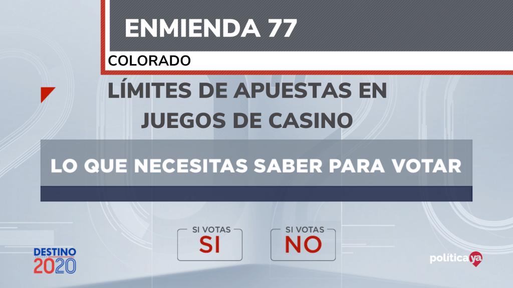enmienda 77 colorado