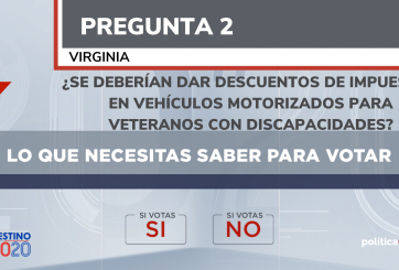 Pregunta 2: Descuentos de impuestos para veteranos discapacitados