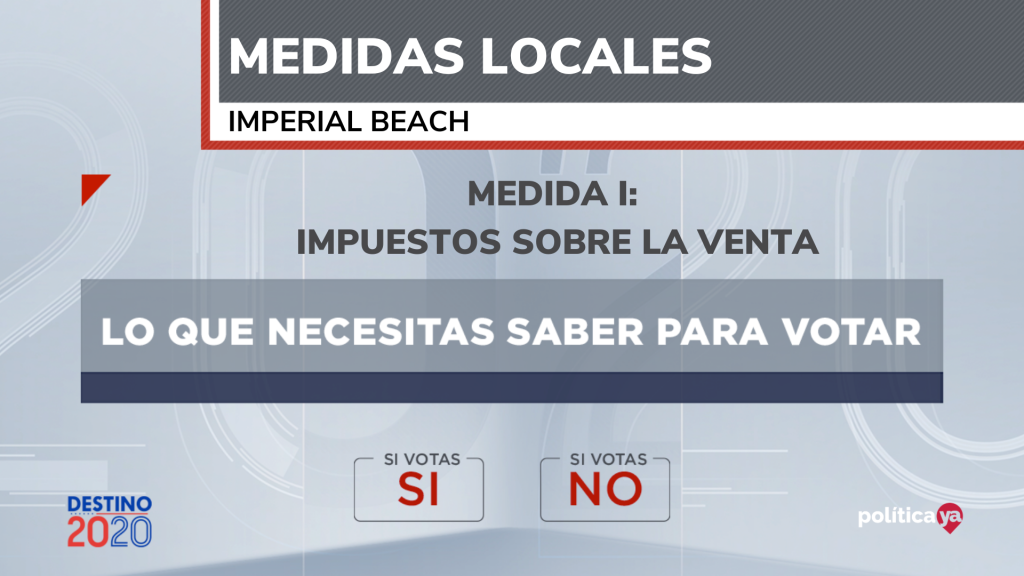 medidas locales imperial beach