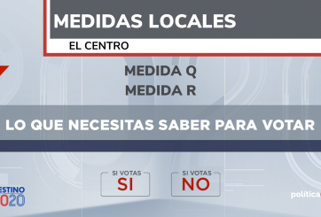 Medidas Locales: El Centro