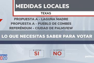 medidas locales texas