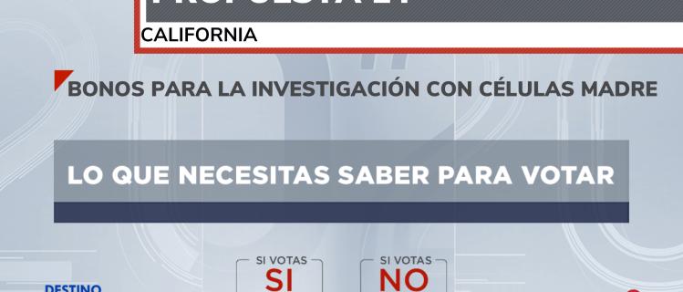 propuesta 14 california
