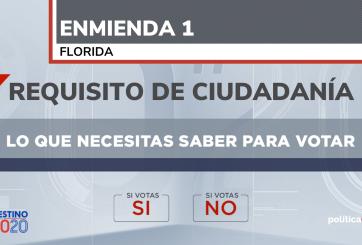 enmienda 1 florida