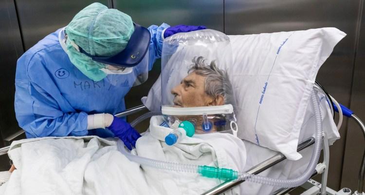 Hospitales locales nuevamente alcanzan su capacidad máxima