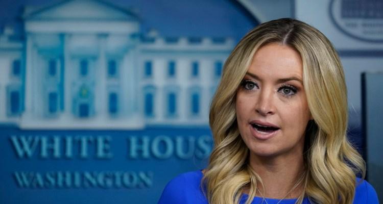 Secretaria de prensa de la Casa Blanca también tiene Covid