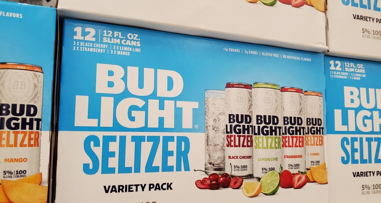 Los peligros de los «Hard Seltzers», los refrescos alcoholizados de moda