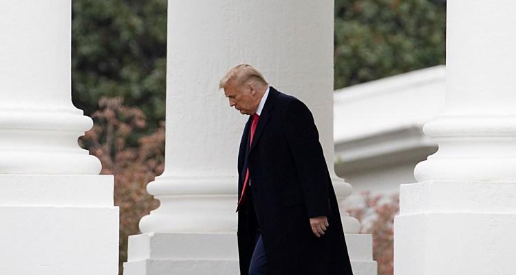 """Comparan a Trump con """"un difunto emperador romano"""""""