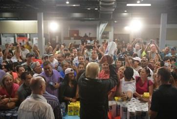 Trump reclama a Puerto Rico a que vote por él
