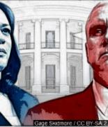 Pence vs Harris en histórico debate vicepresidencial