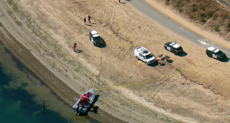 Identifican restos humanos hallados en una fogata en bahía de San Diego