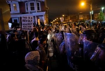 protestas filadelfia