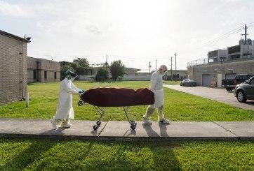 EE.UU podría tener 20,000 muertes más de Covid para finales de Octubre