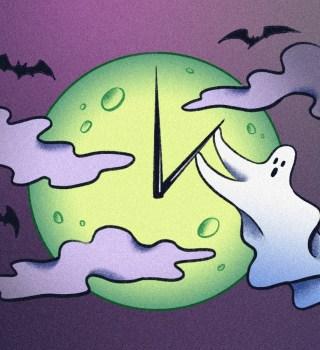 Después de Halloween el reloj se atrasará una hora en EE.UU.