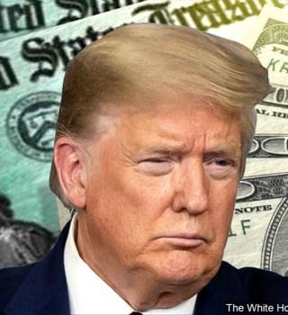 Trump 'listo para firmar' un nuevo paquete de estímulo