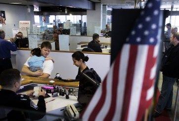 Bajo Trump, la inmigración legal se habrá reducido en 50%