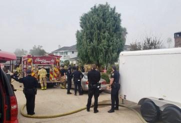 Incendio en vecindario de San Diego provoca explosión de municiones