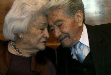 Muere esposo del matrimonio más viejo del mundo tras 79 años casados
