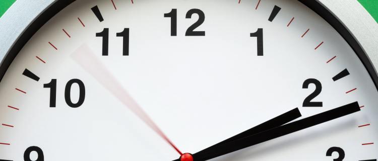 La noche de este sábado para domingo, ¡Dormirás una hora más!