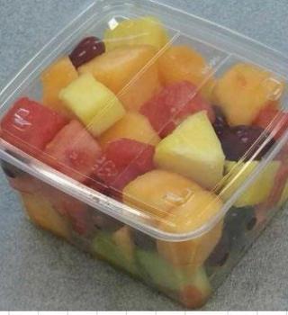 La FDA alerta por retiro de fruta contaminada de Walmart